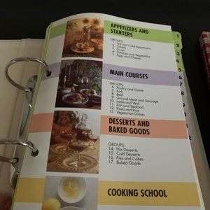 Other - Simply delicious cookbook EUC